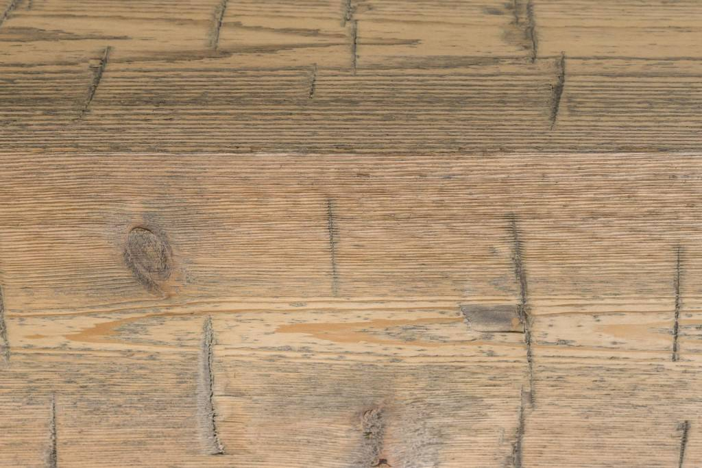 Ideal White Wash(Cedar Beam Sample) | Hewn Elements BH06