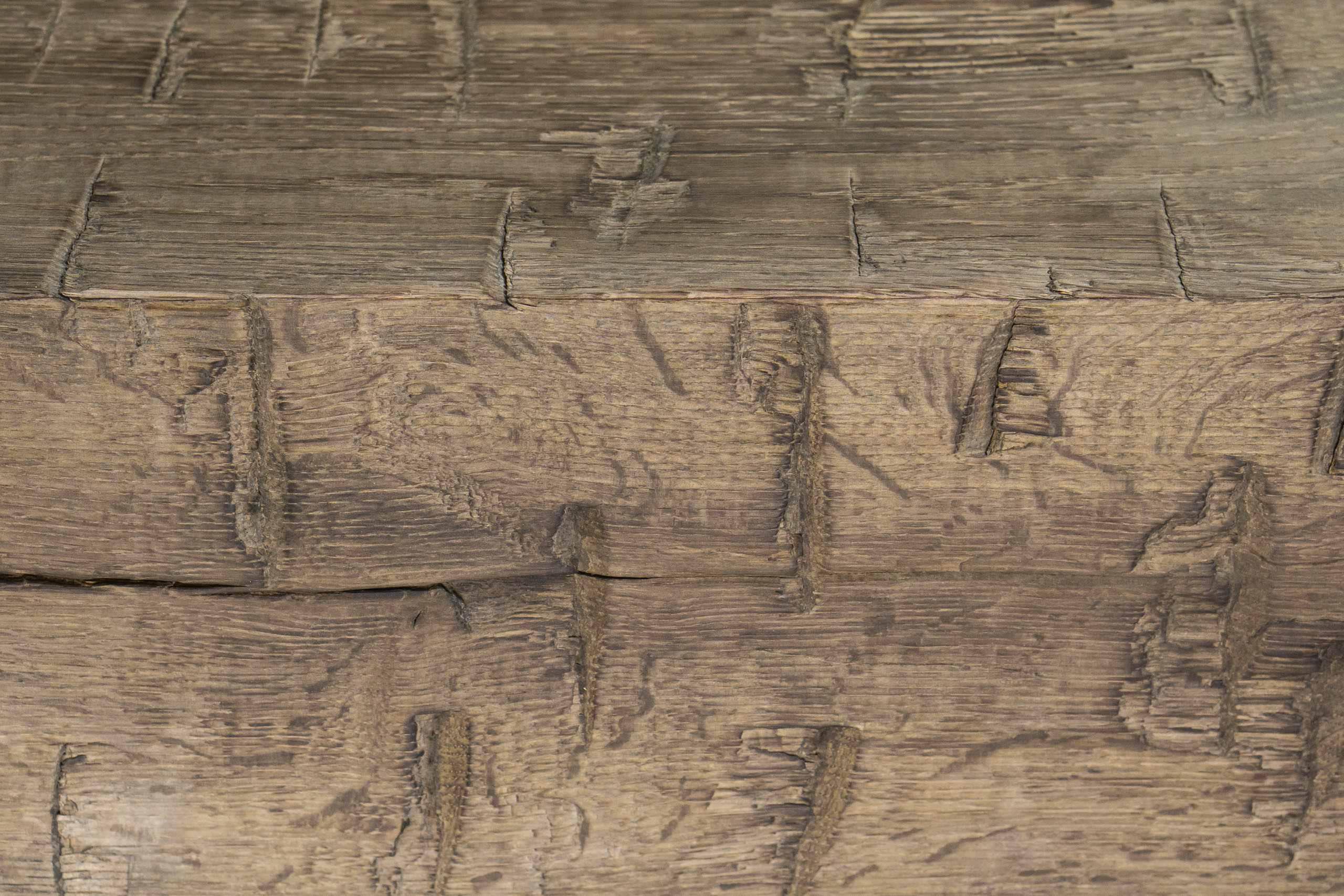 Beam Oak Hand Hewn Hewn Elements
