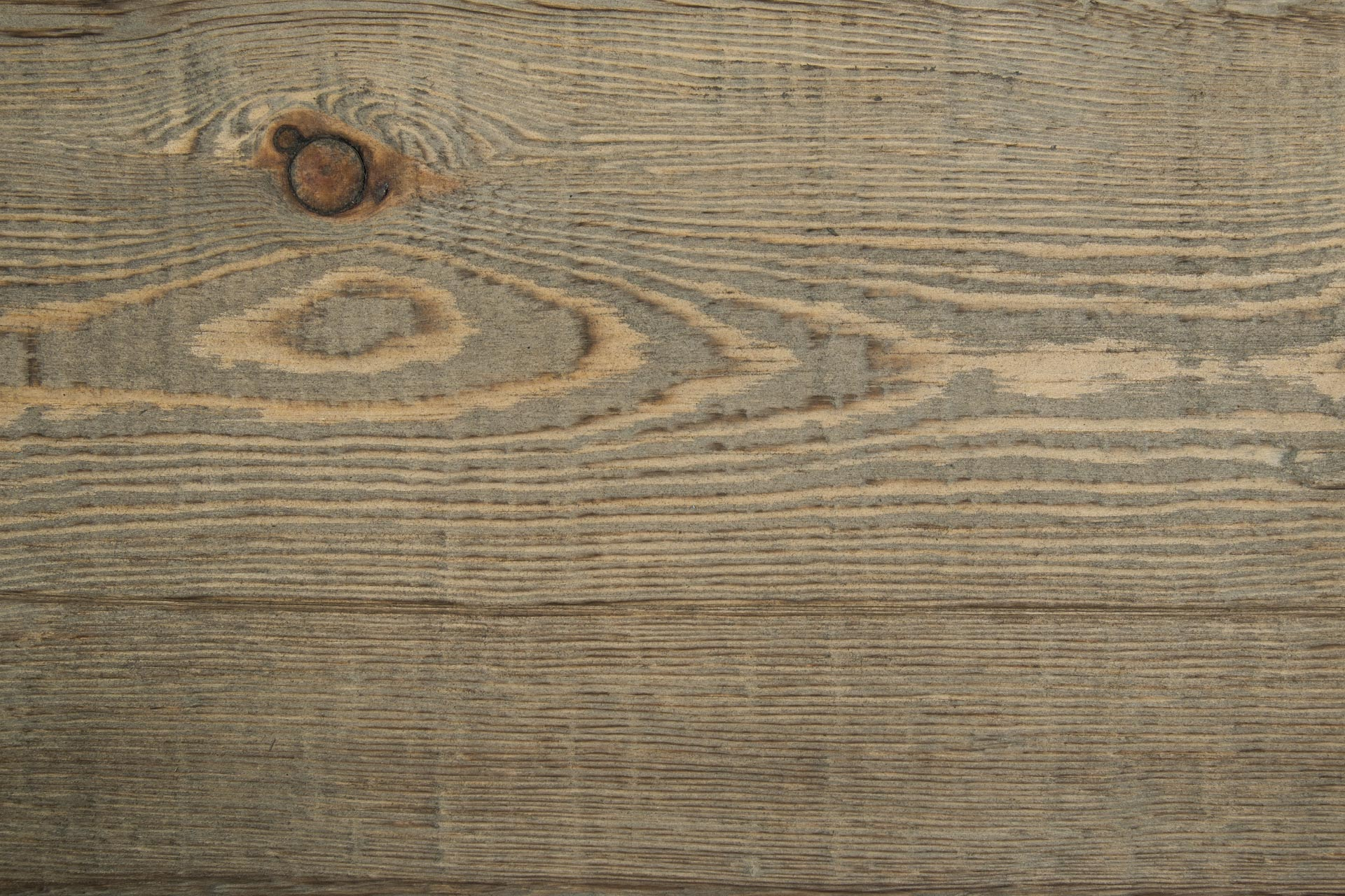 Weathered Grey 183 Northwestern Spruce Board Sample Hewn