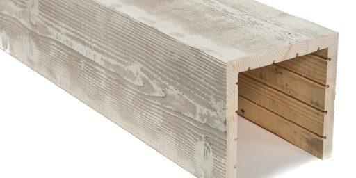 Pine Beam - White Wash - Standard