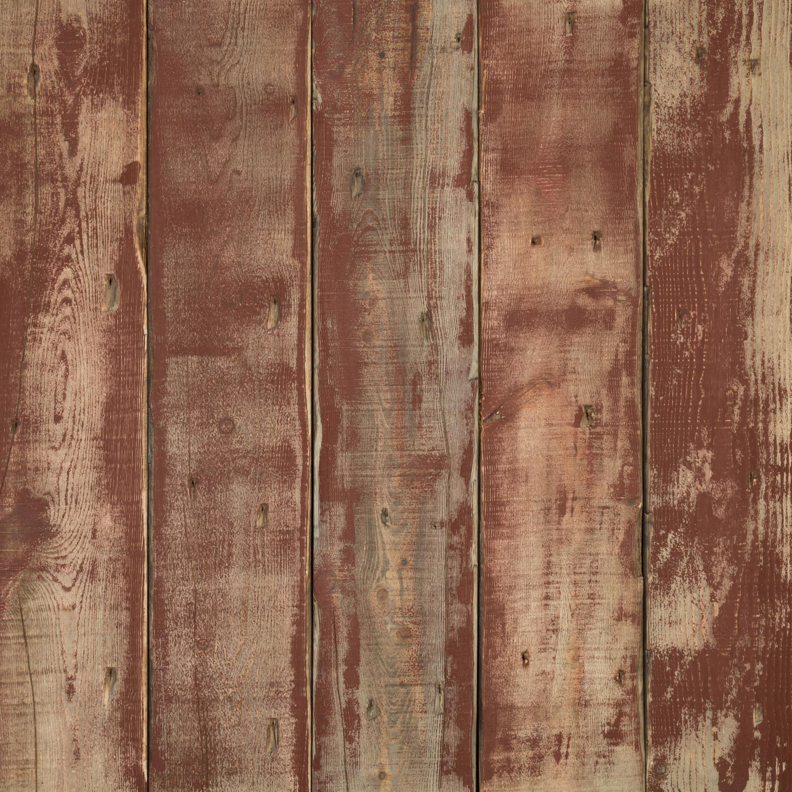 Barn Red <br>Distressed